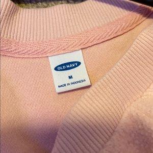 Old Navy Tops - Light Pink Crewneck